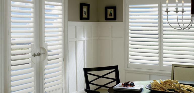Plantation Shutters | Dining Room | Clearwater Florida